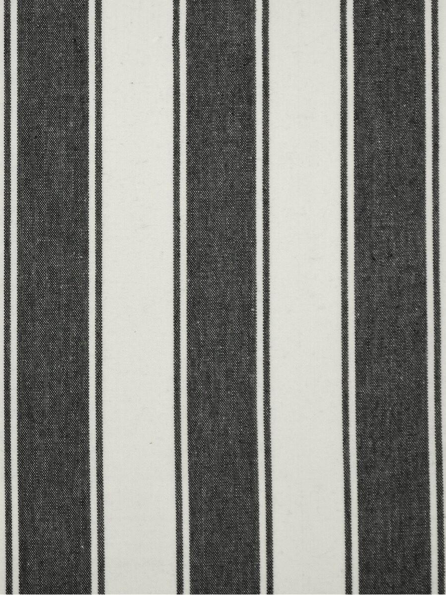 Moonbay Narrow Stripe Fabric Sample