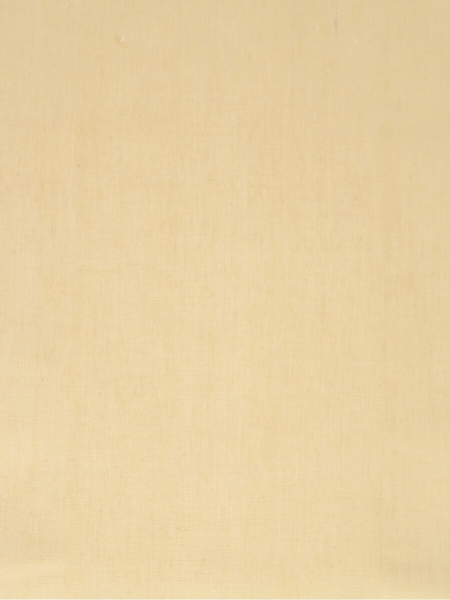 What Color To Paint Wrought Iron Patio Furniture: QYK246SC Eos Linen Beige Yellow Solid Custom Made Sheer