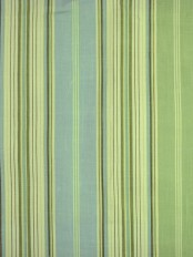 Alamere Celadon Narrow-striped Custom Made Curtains (Color: Celadon)