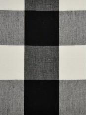 Moonbay Checks Cotton Custom Made Curtains