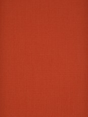 Hudson Cotton Blend Solid Tab Top Curtain (Color: Terra cotta)