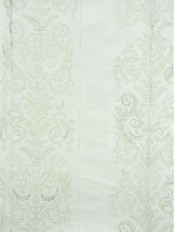 Rainbow Embroidered Classic Damask Dupioni Silk Custom Made Curtains