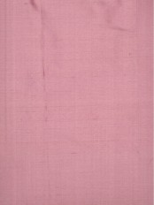 Oasis Solid Pink Dupioni Silk Custom Made Curtains