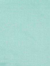 Waterfall Solid Blue Faux Silk Fabrics (Color: Magic mint)