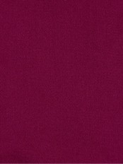 Waterfall Solid Red Faux Silk Fabrics (Color: Red violet)