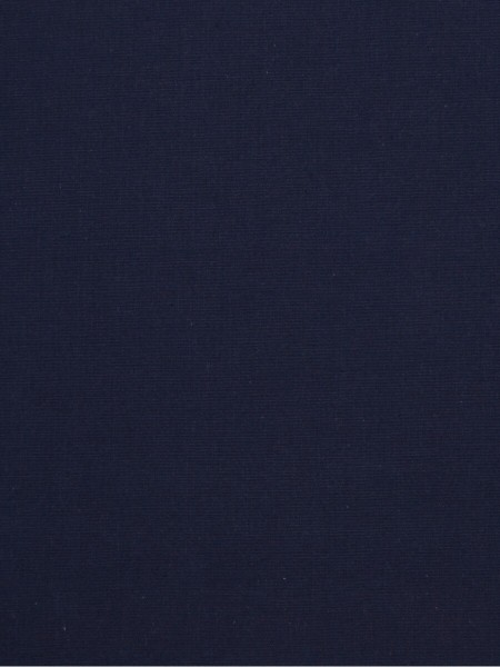 Moonbay Plain Back Tab Cotton Curtains (Color: Duke blue)