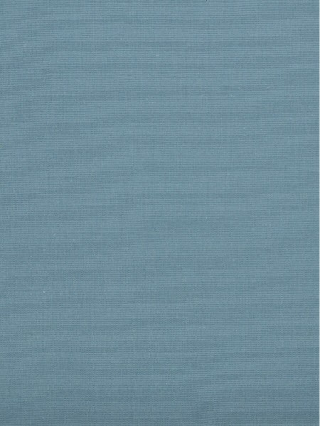 Moonbay Plain Back Tab Cotton Curtains (Color: Sky blue)