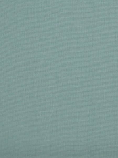 Moonbay Plain Back Tab Cotton Curtains (Color: Powder blue)