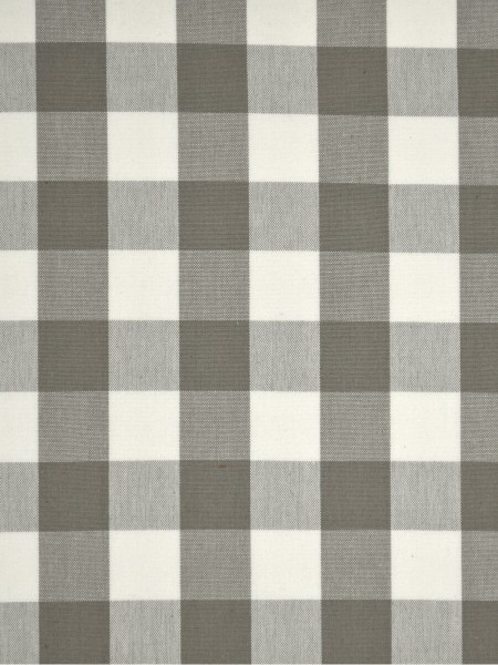 Moonbay Small Plaids Double Pinch Pleat Curtains (Color: Ecru)