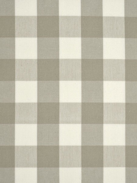 Moonbay Small Plaids Double Pinch Pleat Curtains (Color: Sand)