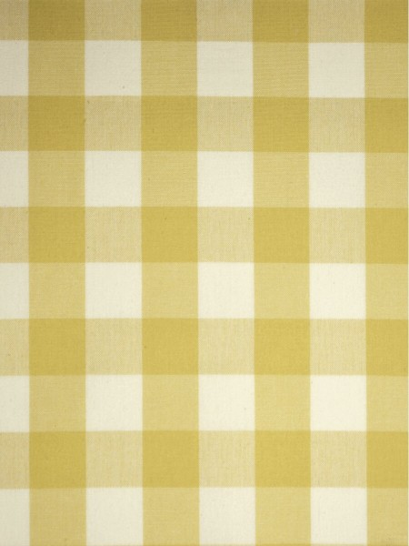 Moonbay Small Plaids Double Pinch Pleat Curtains (Color: Golden yellow)