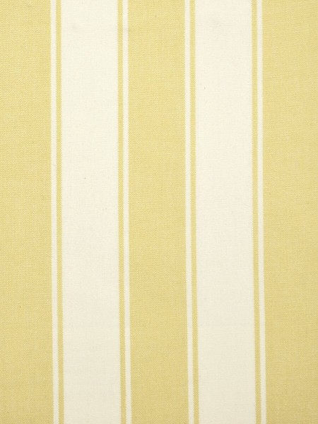 Moonbay Narrow-stripe Back Tab Curtains (Color: Golden yellow)