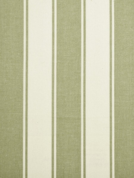 Moonbay Narrow-stripe Back Tab Curtains (Color: Medium spring bud)