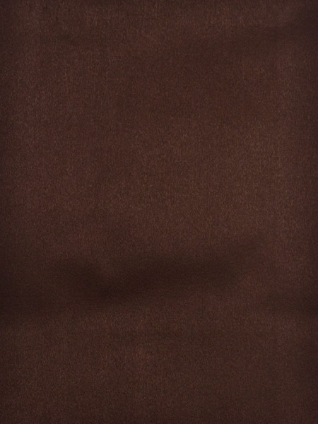 Swan Brown Solid Versatile Pleat Ready Made Curtains (Color: Seal Brown)