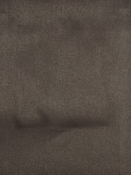Swan Brown Solid Versatile Pleat Ready Made Curtains (Color: Jet)
