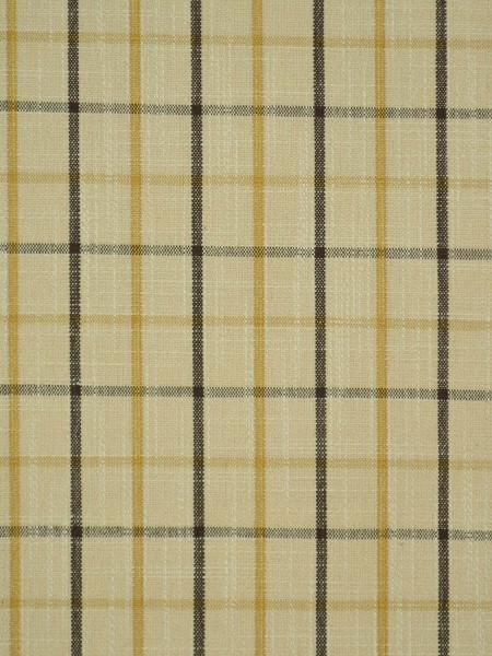 Extra Wide Hudson Small Plaid Back Tab Curtains 100 Inch - 120 Inch Curtains (Color: Coffee)