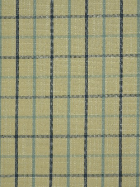 Extra Wide Hudson Small Plaid Back Tab Curtains 100 Inch - 120 Inch Curtains (Color: Bondi blue)