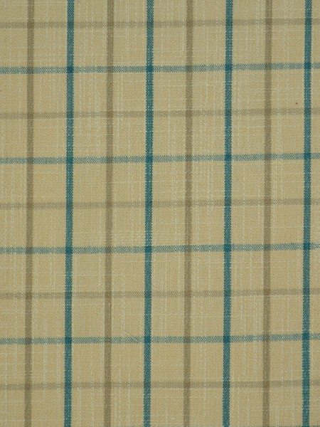 Extra Wide Hudson Small Plaid Back Tab Curtains 100 Inch - 120 Inch Curtains (Color: Celadon Blue)
