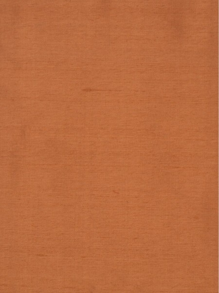 Oasis Solid Orange Dupioni Silk Custom Made Curtains (Color: Deep carrot orange)