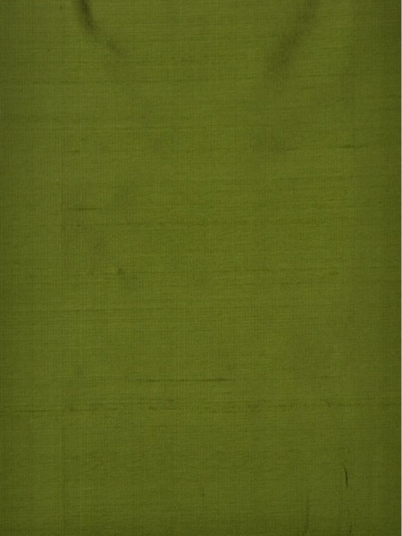 Oasis Crisp Plain Grommet Dupioni Silk Curtains (Color: Fern green)