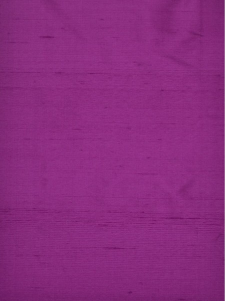 Oasis Solid Purple Dupioni Silk Custom Made Curtains (Color: Orchid)