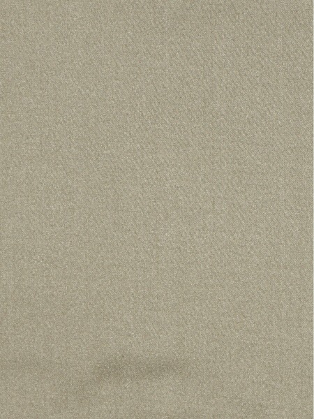 Waterfall Solid Brown Faux Silk Fabric Sample (Color: Fallow)