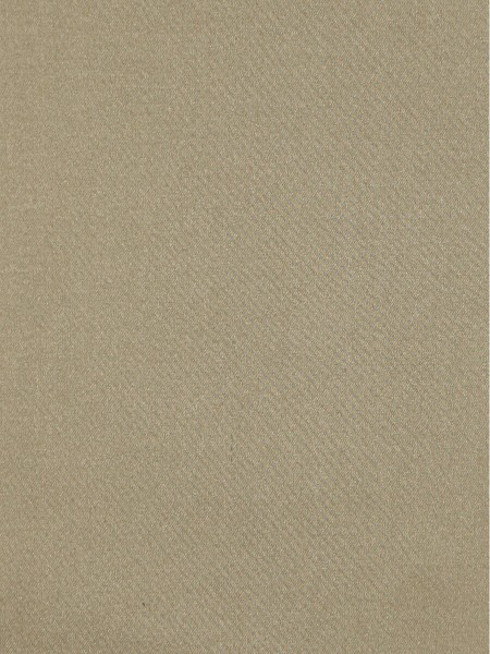 Waterfall Solid Brown Faux Silk Fabric Sample (Color: Fawn)