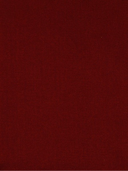 Waterfall Solid Red Faux Silk Custom Made Curtains (Color: Scarlet)