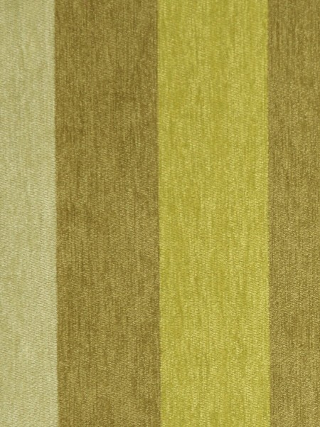 Petrel Vertical Stripe Chenille Fabric Sample (Color: June bud)