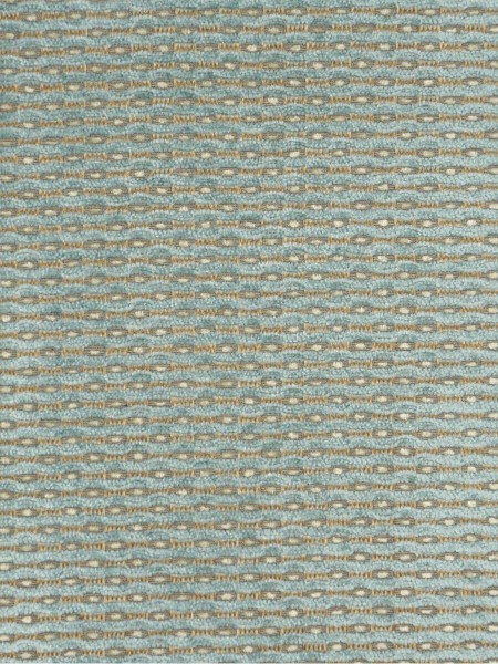 Coral Stylish Spots Chenille Custom Made Curtains (Color: Periwinkle)