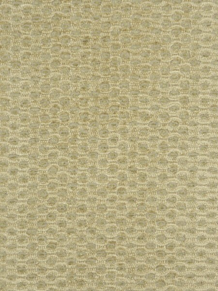 Coral Regular Spots Back Tab Chenille Curtains (Color: Cream)