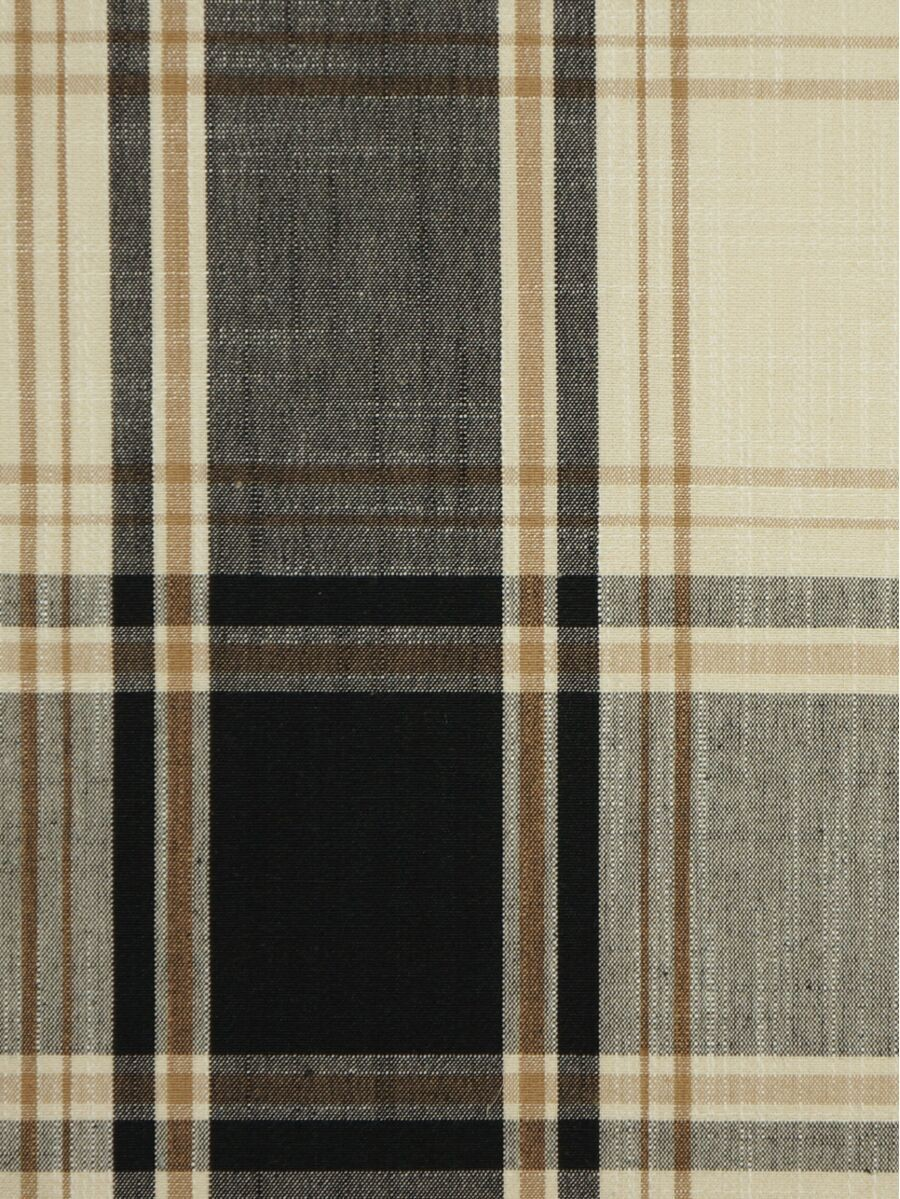 Brown plaid curtain panels -  Big Plaid Blackout Double Pinch Pleat Extra Long Curtains 108 120 Inch Panels Color Big Plaid Blackout Double Pinch Pleat Extra Long Curtains 108