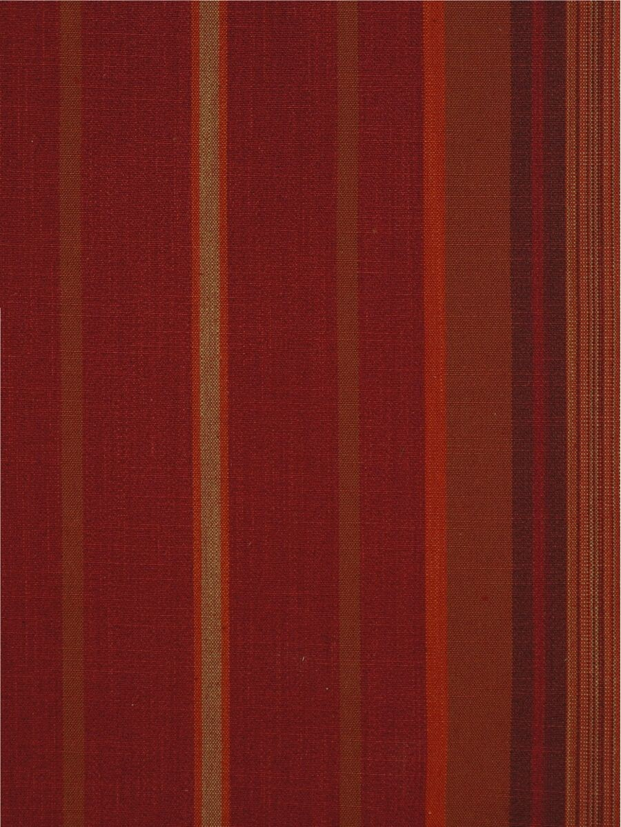 Irregular Striped Double Pinch Pleat Extra Long Curtains