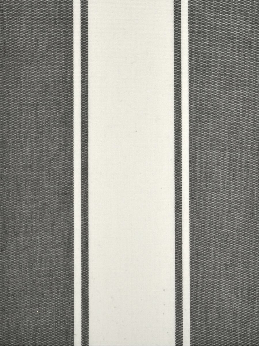 Moonbay Stripe Grommet Cotton Extra Long Curtains 108 Inch