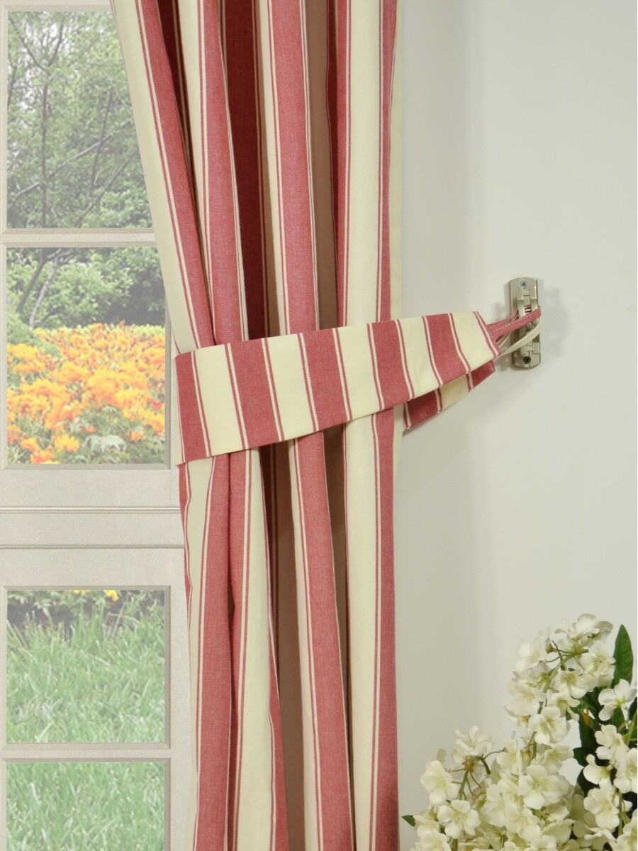 Single Curtain Rod Installation