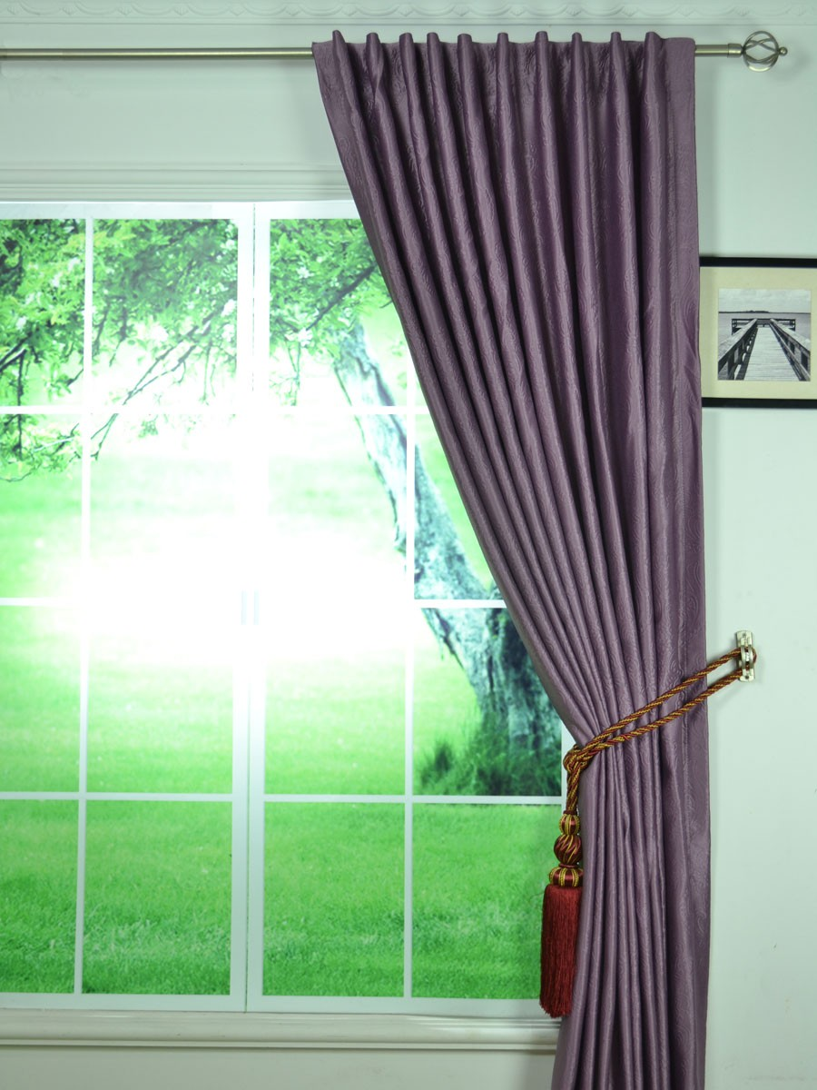 extra wide swan europe floral back tab curtains 100 120. Black Bedroom Furniture Sets. Home Design Ideas