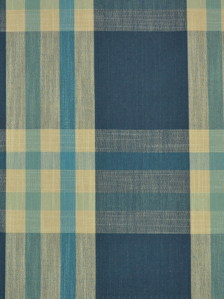Extra Wide Hudson Large Plaid Double Pinch Pleat Curtains 100 120 Inch Curtain