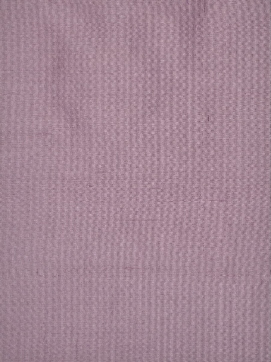 Oasis solid purple dupioni silk fabric sample for Purple mauve color