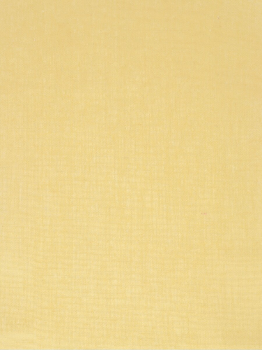 Qyk246scs Eos Linen Beige Yellow Solid Fabric Sample
