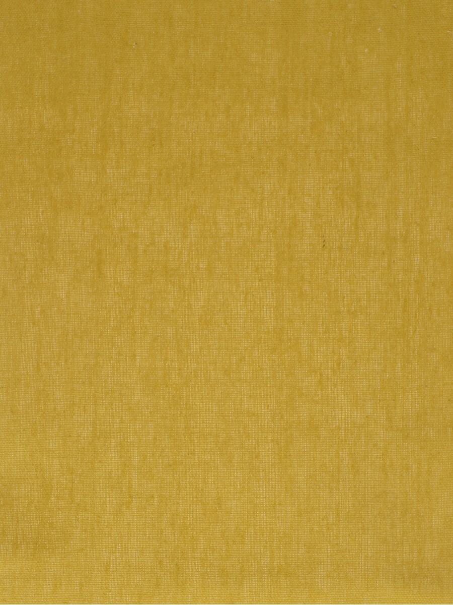 QYK246SCS Eos Linen Beige Yellow Solid Fabric Sample (Color: Dark ...