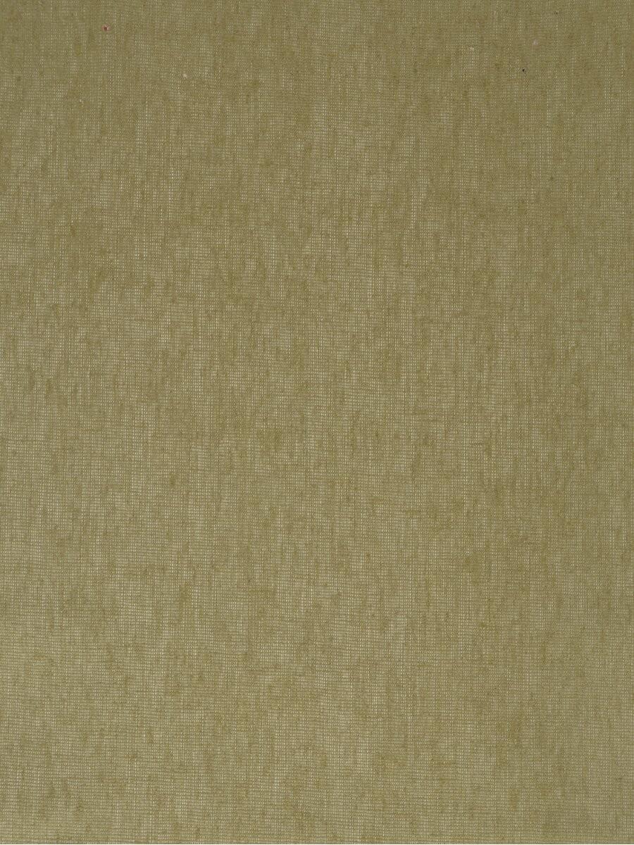 QYK246SD Eos Linen Green Blue Solid Custom Made Sheer Curtains