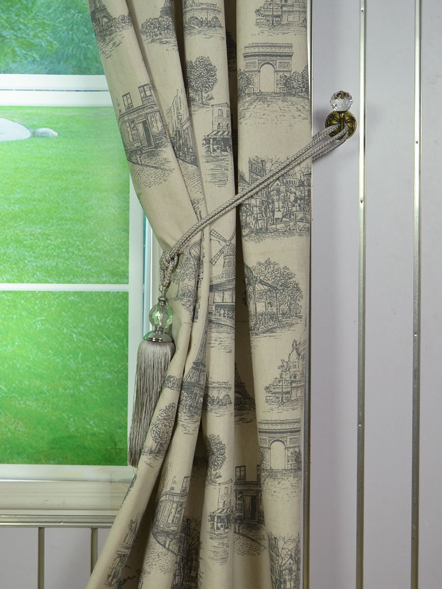 embroidered faux wide in grommet pair p sheer window linen ivory elements curtain curtains of boho drapes panel extra set l
