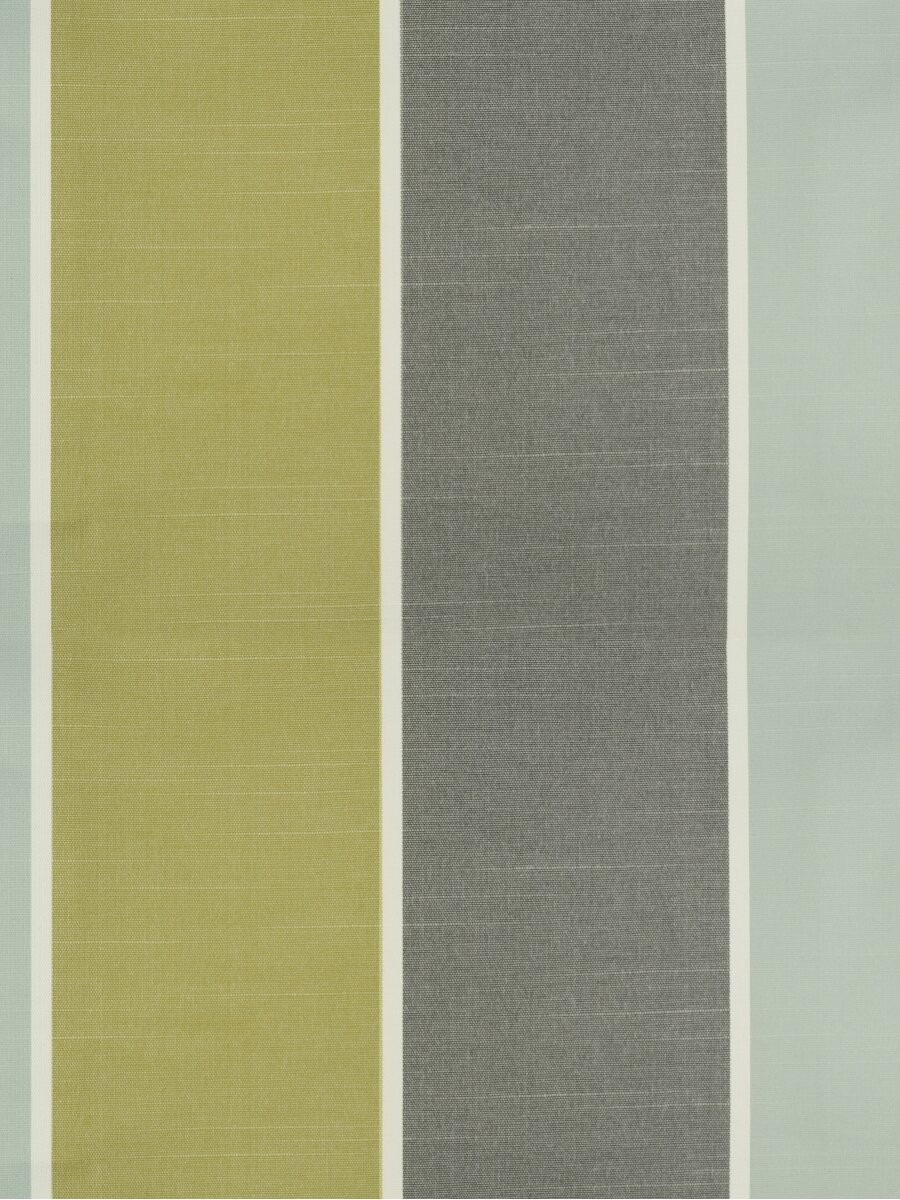 Modern Wide Striped Cotton Blend Blackout Fabric Samples