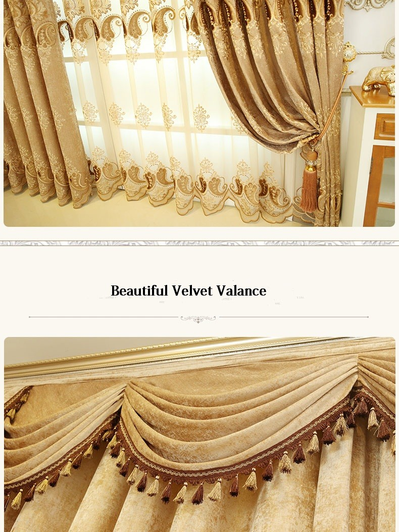 bloggerwithdayjobs valance swag beige kitchen passions curtains model simple