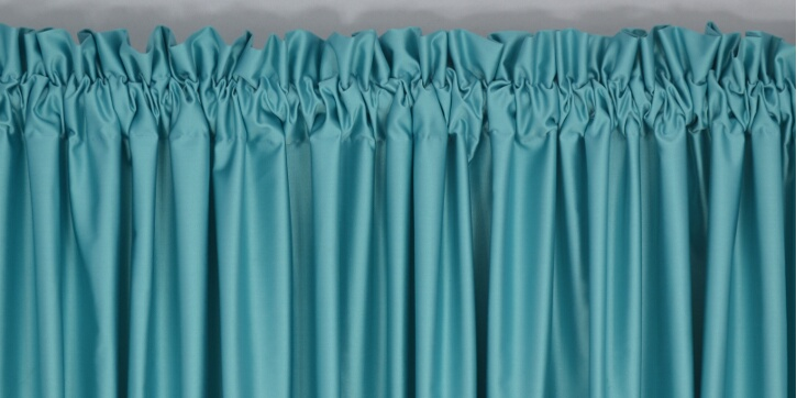 12 curtain heading types for Different styles of drapes
