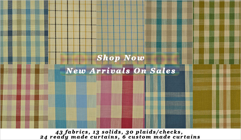 New Arrivals Design Fabrics
