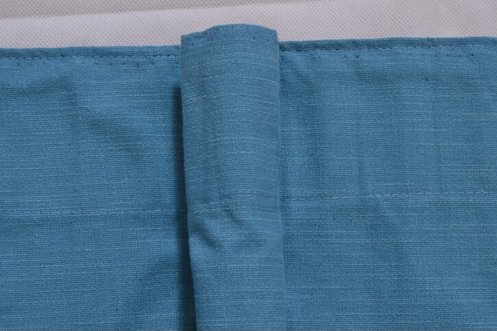 how to make cottage pleat curtains